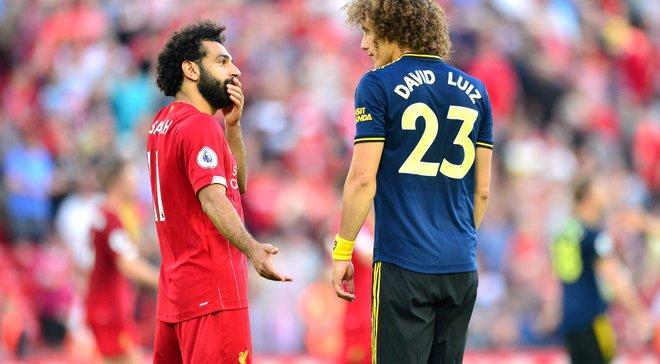 """""""Салах сказал, что не чувствовал касания"""": Давид Луис поставил под сомнение справедливость пенальти в ворота Арсенала"""