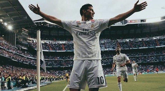 Хамес впервые за 2 года сыграл за Реал – болельщики наградили колумбийца бурными овациями