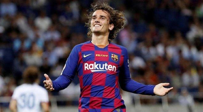 Барселона – Бетіс: Грізманн відзначився дебютним дублем за каталонців у офіційному матчі