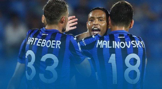Главные новости футбола 25 августа: Малиновский дебютировал в Серии А, Зинченко победил в АПЛ, феерия Шахтера и Барсы
