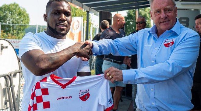 Колишній хавбек Реала Дренте підписав контракт із аматорським Козаккен Бойз – це 12-й клуб нідерландця у кар'єрі