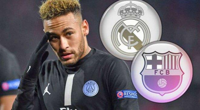 Барселона и Реал продолжают битву за Неймара – ПСЖ выдвигает фантастические требования