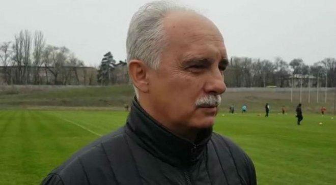 Рафаїлов назвав цілі Зорі на сезон 2019/20