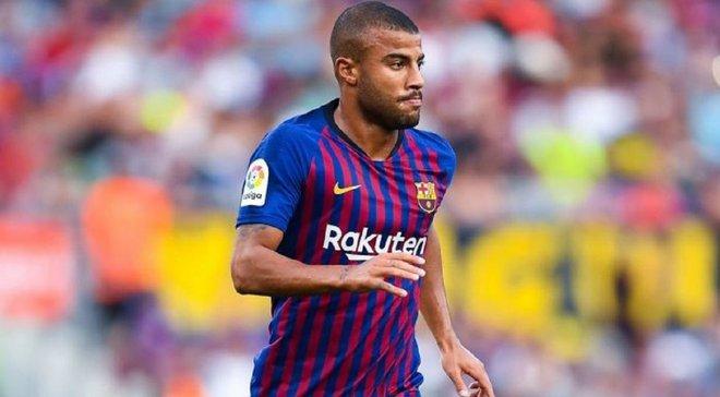 Барселона готова відпустити Рафінью в оренду лише за однієї умови