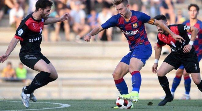 Барселона віддала Оріоля Бускетса в оренду до Твенте