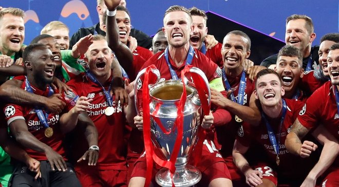 Ліга чемпіонів: визначилися усі учасники групового етапу сезону 2019/20