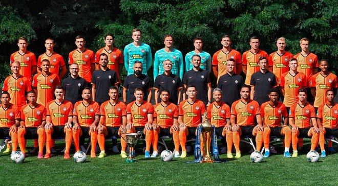 Шахтер сформировал заявку на Лигу чемпионов 2019/20 – Борячук и Мудрык также в списке