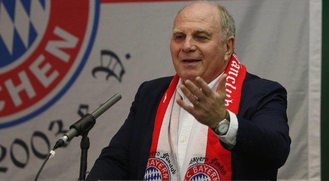 Бавария официально объявила об уходе Хёнесса с поста президента и назвала его преемника