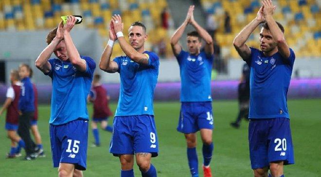 Динамо и Александрия узнали потенциальных соперников в Лиге Европы – состав всех корзин для жеребьевки