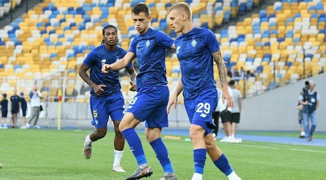 Главные новости футбола 30 августа: Динамо и Александрия узнали соперников в ЛЕ, Яремчук не сыграет за сборную Украины
