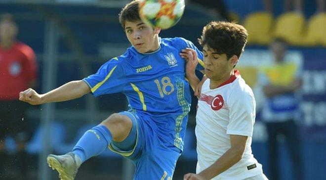 Збірна України U-17 посіла 2-ге місце на турнірі імені Баннікова
