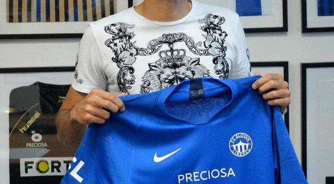 Захисник Динамо Ауссі пояснив рішення перейти у Слован Ліберец