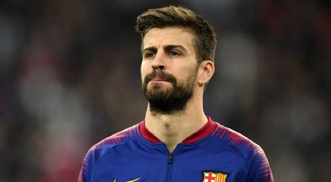 """""""Ми не хвилюємось"""", – Піке прокоментував невдалий старт Барселони у Прімері"""