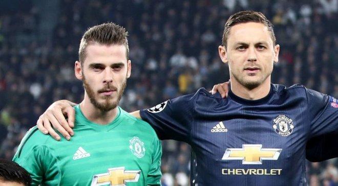 Ювентус має намір безкоштовно підписати одразу трьох гравців Манчестер Юнайтед