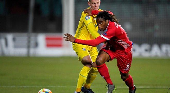 Жерсон Родрігес зазнав пошкодження у матчі за збірну Люксембургу