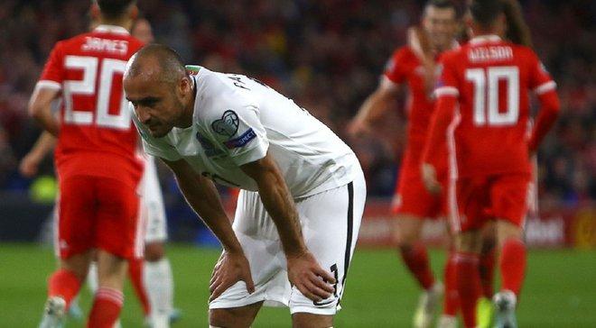 Євро-2020, кваліфікація: Вербіч завдав першої поразки Кендзьорі, автогол Пашаєва, розгромні перемоги Бельгії та Австрії