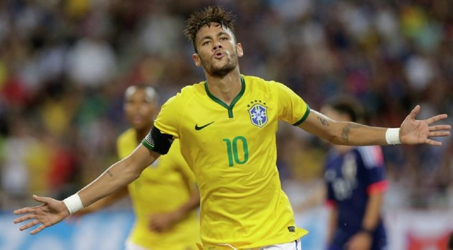 Неймар голом спас сборную Бразилии от поражения в матче с Колумбией – форвард впервые за три месяца появился на поле
