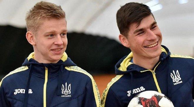 Ман Сіті та Аталанта привітали Зінченка та Маліновського із забитими голами у складі збірної України