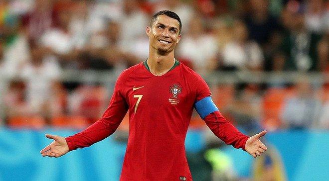 Матіч після поразки від Португалії зустрівся з Роналду, щоб ощасливити своїх синів