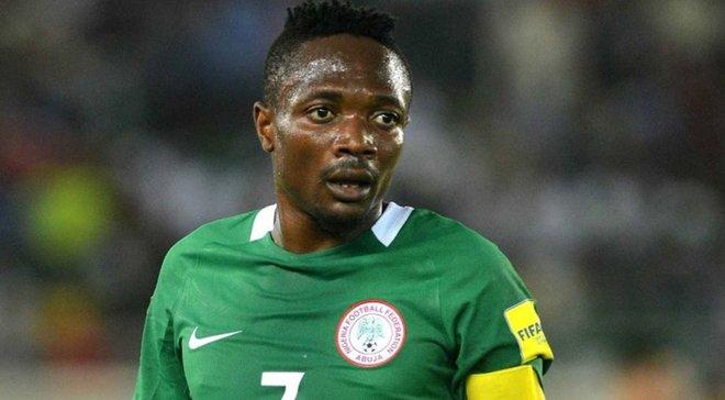 Украина – Нигерия: в заявке африканцев 22 игрока