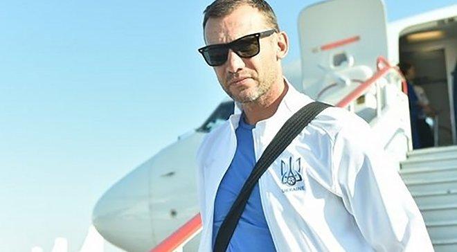 Шевченко: Днепр-Арена – отличный стадион, хочется увидеть как можно больше болельщиков на матче