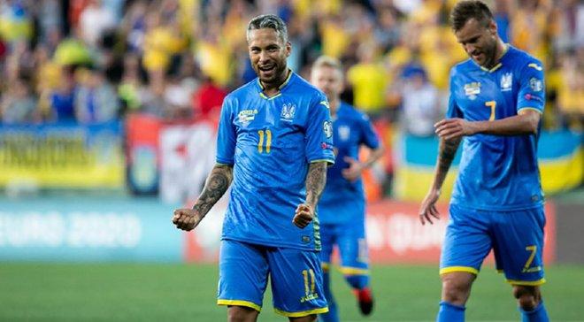 Шевчук: В сборной Украины состоялась эволюция – команда демонстрирует футбол высокого европейского качества