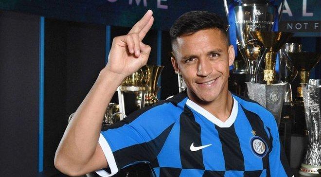 Санчес не собирается возвращаться в Манчестер Юнайтед после аренды в Интере