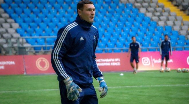 Суперсэйв бывшего голкипера клубов УПЛ в матче отбора Евро-2020 – год назад он выбрал Казахстан вместо Украины