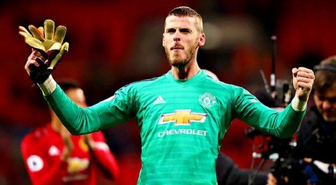 Де Хеа близок к продлению контракта с Манчестер Юнайтед – зарплата испанца выйдет на один уровень с Погба