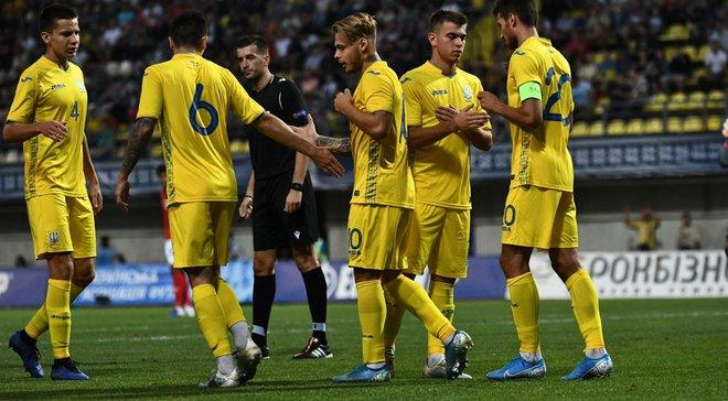 Украина U-21 разбила Мальту U-21 в отборе к Евро-2021: эффектные голы, интересные наработки и проблемы с психологией