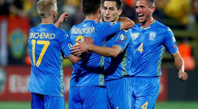 Зинченко назвал причину великолепной атмосферы в сборной Украины