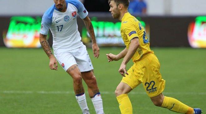 Караваєв назвав головні переваги збірної Нігерії перед спарингом з Україною
