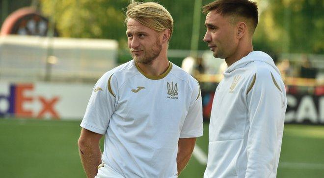 Украина – Нигерия: команды определились с формой на товарищеский матч