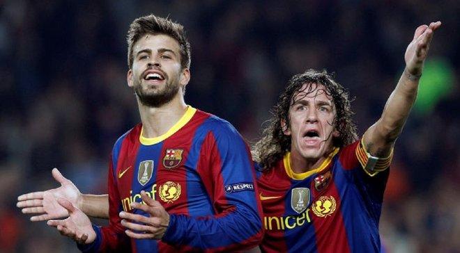 """""""Заткнись и работай"""", – Пике вспомнил жесткие установки капитана Барселоны"""