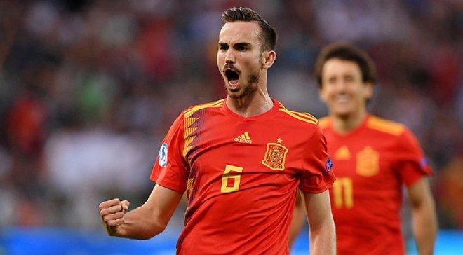 Барселона может усилиться Фабианом Руисом