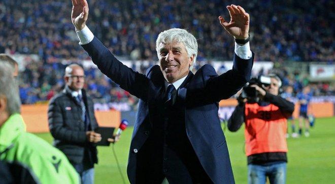 Гасперіні став почесним громадянином Бергамо – тренер Маліновського емоційно прокоментував  визначну подію