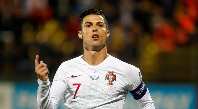 Євро-2020: Португалія на виїзді знищила  збірну Литви, Роналду оформив покер