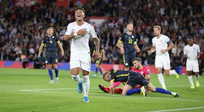 Євро-2020, кваліфікація: Ісландія сенсаційно програла Албанії, Англія яскраво перестріляла Косово
