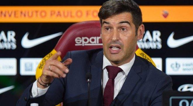 Фонсека потрапив у топ-5 найвисокооплачуваніших тренерів Серії А