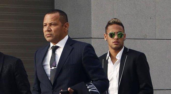 Отец Неймара сообщил, что переговоры между Барселоной и ПСЖ не завершились