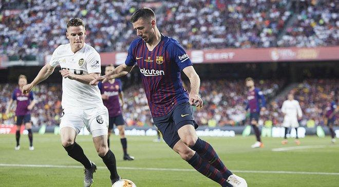 Барселона – Валенсія: онлайн-трансляція матчу Ла Ліги