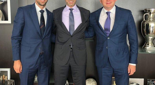 УЕФА определился с названием третьего еврокубка – турнир стартует в сезоне 2021/2022