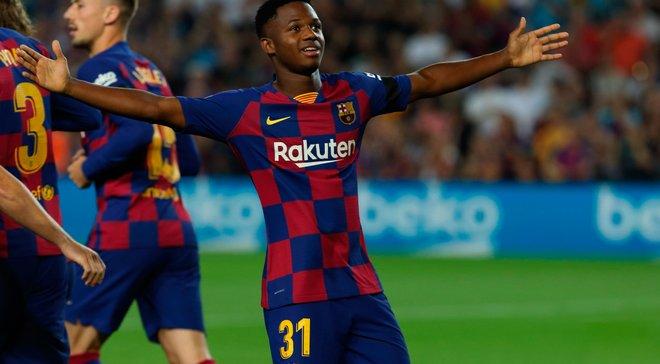 Барселона розгромила Валенсію: зірковий час Фаті та де Йонга, тріумфальне повернення Суареса й дірява оборона каталонців