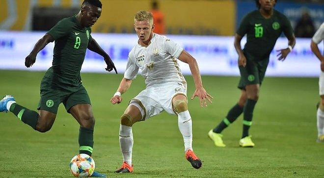 Україна – Нігерія: Instat визначив найкращого гравця матчу
