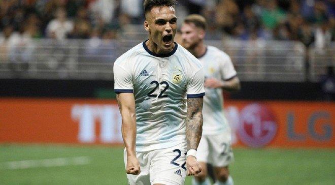 Лаутаро перевершив вражаюче досягнення Марадони у складі збірної Аргентини – Мессі далеко позаду