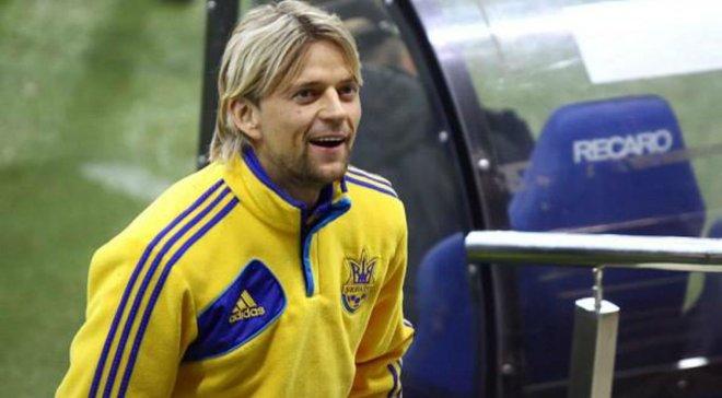 Тимощук может потерять половину имущества – супруга экс-капитана сборной Украины подала иск в суд