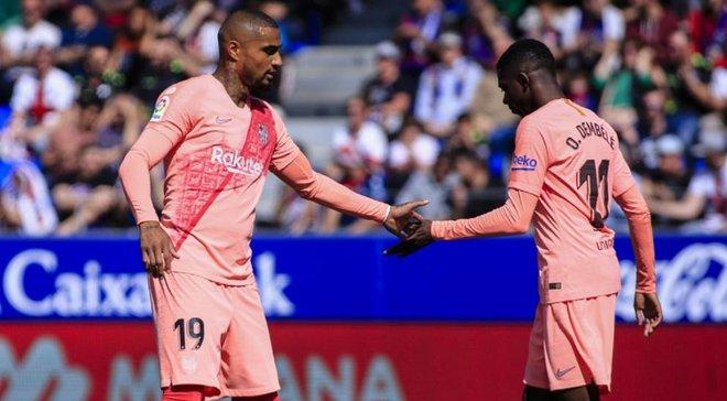 """""""Дембеле ведет себя, как ребенок"""", – Боатенг жестко высказался относительно своего экс-партнера по Барселоне"""