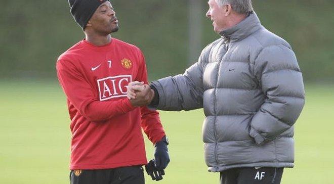 Эвра приобретает тренерский опыт в Манчестер Юнайтед