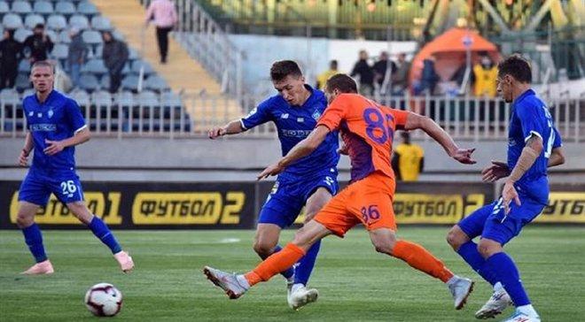 Мариуполь – Динамо: стало известно время начала перенесенного матча