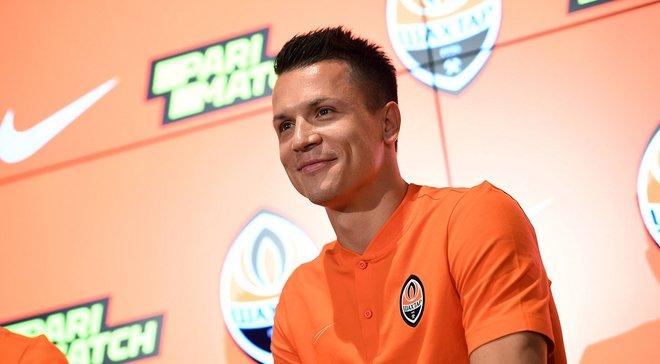 Коноплянка рассказал, как Шевченко повлиял на его переход в Шахтер